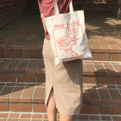 Rose eco (bag)