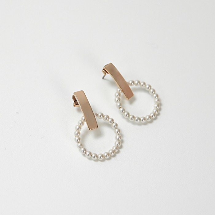 Grace No.28 (earring)