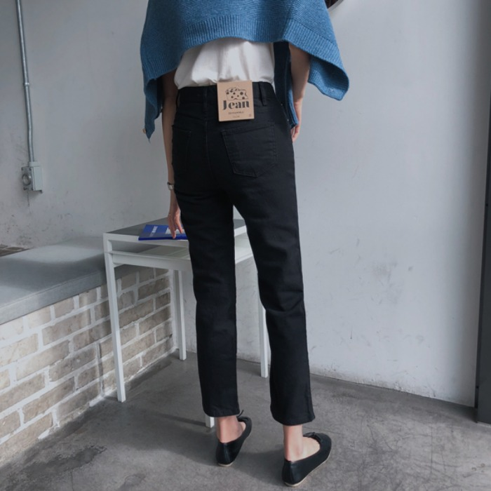Cheese Jean (ver.리코타슬림일자핏)[size;S,M,L,XL / 2color]
