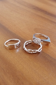 Zem No.22 (ring set)