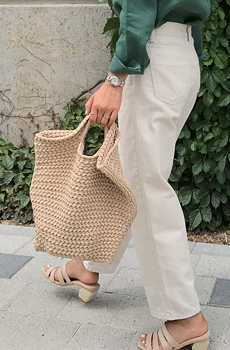 Crunch knit (bag)