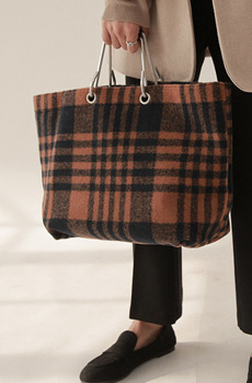 Boucle check (bag)