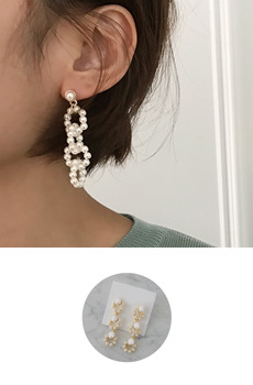 Grace No.7 (earring)