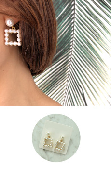 Grace No.11 (earring)