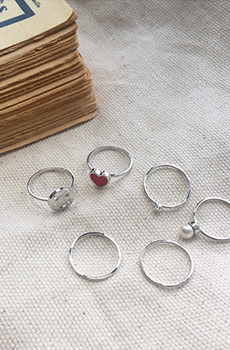 Zem No.280 (ring set)