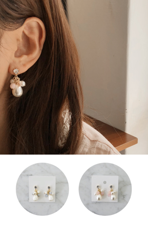 Grace No.15 (earring)