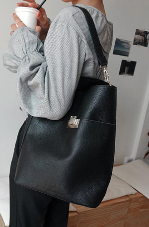 "MA-Flab (bag)""MY ADORABLE BAG"" 빅버킷백"