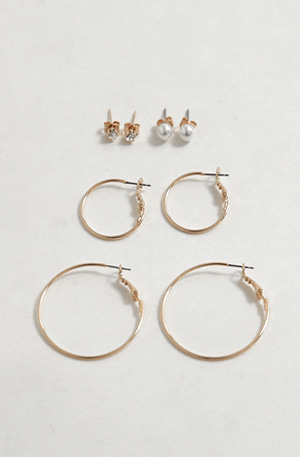 Zem No.357 (earring set)